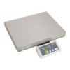 Kép 1/2 - Lapos formátumú mérleg, mérési tartomány: 60/150 kg, leolvashatóság: 20/50 g, LCD-kijelző 25 mm-es számokkal