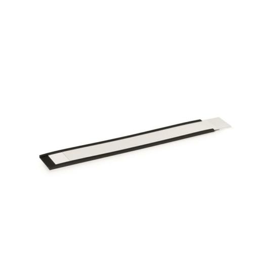 Ársín, 30 mm, mágneses, C-Profil, DURABLE, fekete