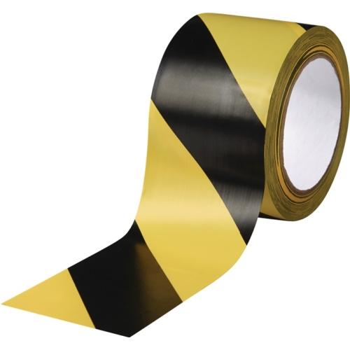 Padlójelölő szalag 33 x100mm sárga -fekete