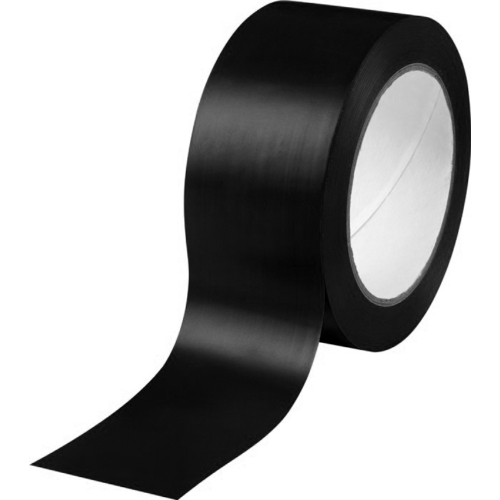Padlójelölő szalag 33 x 10mm fekete