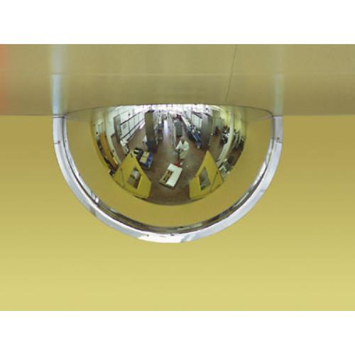 Panoráma-tükör, látószög: 180'-os, max: 7 m kontroll-távolság, tükör mérete: 950x475x230 mm